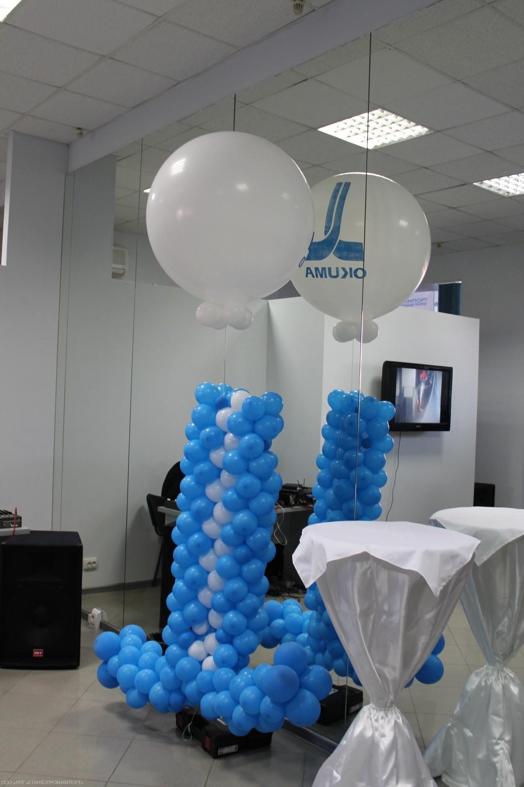 Открытие офиса в Харькове 2011-символ OKUMA