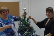 Новый год 2014: наш самые приветливые в мире бухгалтера