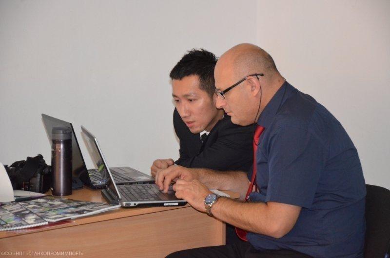 Семинар в Киеве: «Инновационные технологии в металлообработке -2013». Партнеры из Израиля и Тайвани.