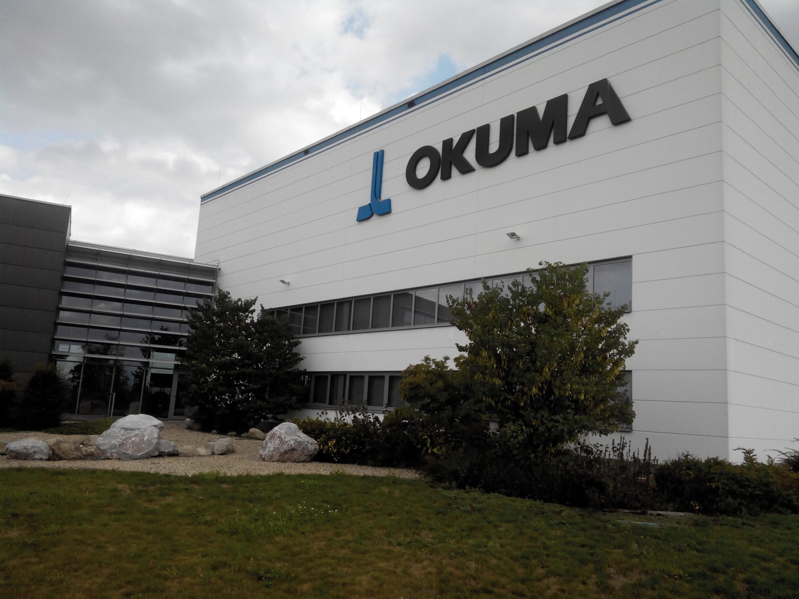 OKUMA Technical Centre East