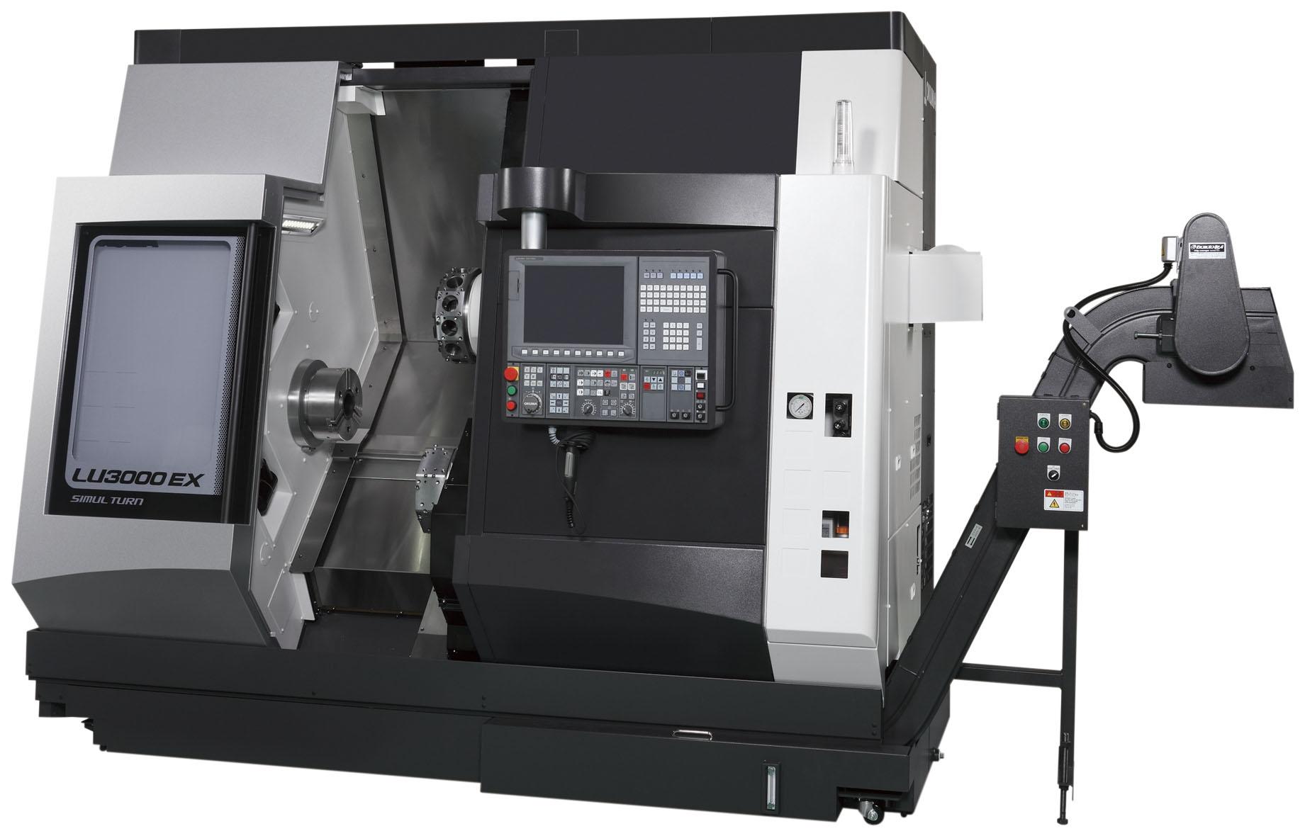 Многофункциональный токарный станок LU3000EX